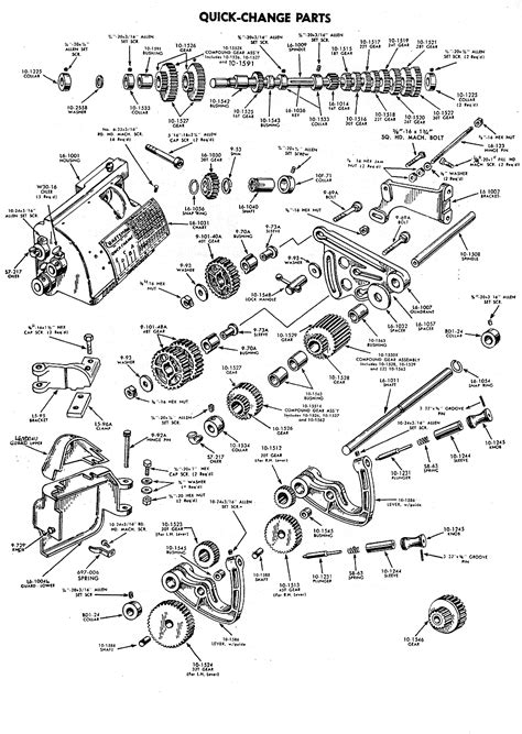 atlas lathe parts diagram parts explosions for craftsman 12 quot lathe