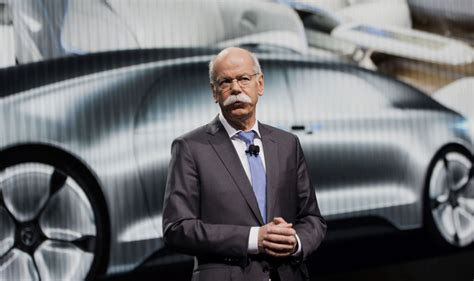 mercedes ceo mercedes ceo dieter zetsche is the president of acea