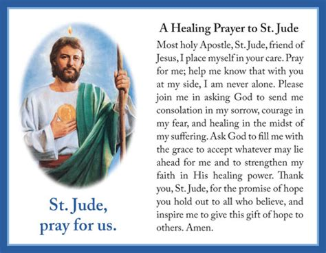 prayer to st blaise healer of throat ailment books st jude quotes like success