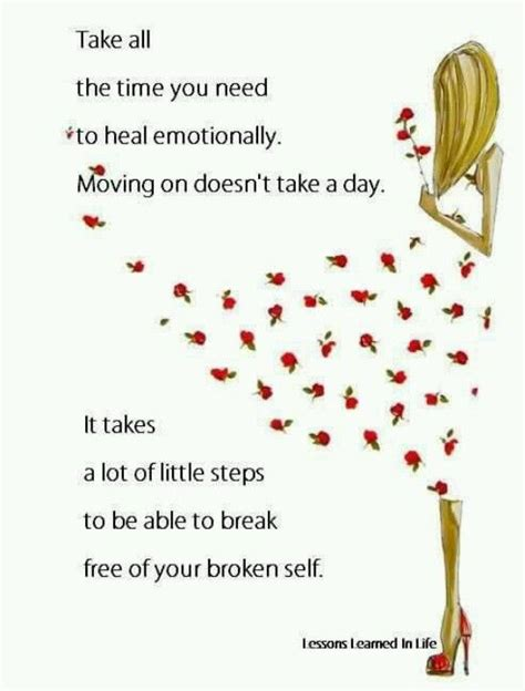 How To Heal Your Broken Part 1 The Wellness by For A Broken Take All The Time You Need To Heal
