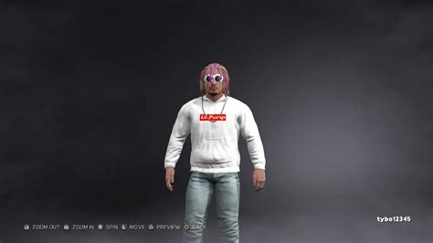 lil pump yeah i came in with the sauce lil pump in wwe 2k17 youtube