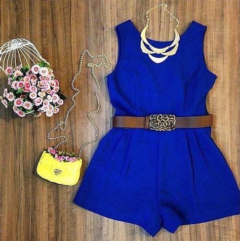 Fashion Ym fashion sleeveless blue jumpsuits ym on luulla