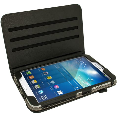Samsung Tab 3 8 0 Sm T311 pu leather stand flip cover for samsung galaxy tab 3