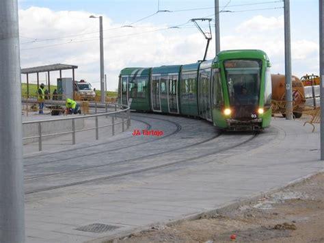 cocheras tranvia parla madrid transportes urbanos parla 1
