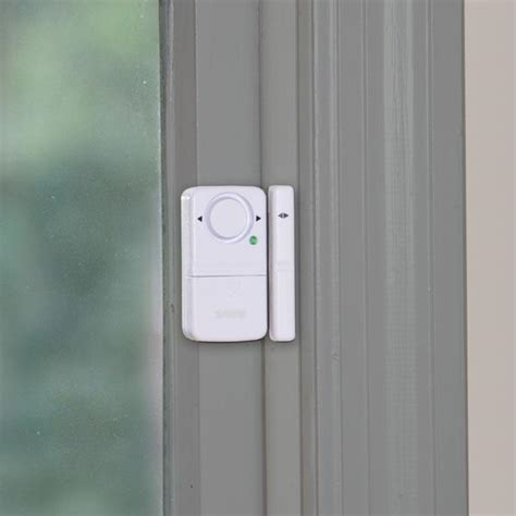 sabre wireless home security door window burglar alarm