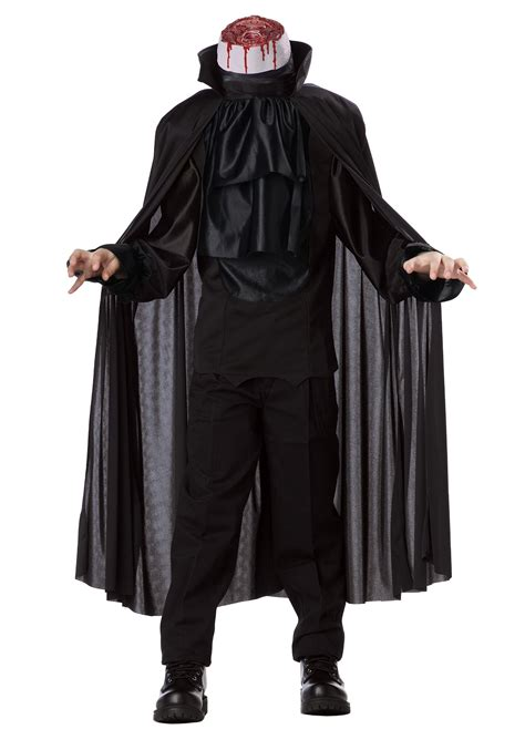 headless horseman costume for