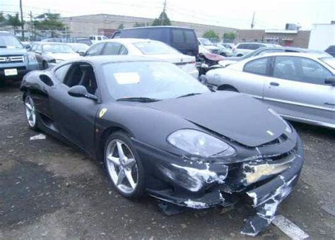 salvage title cars