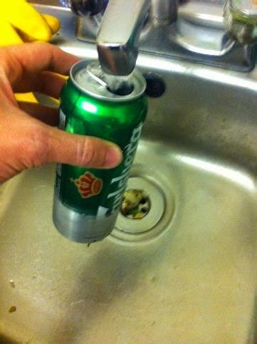 Kompor Gas Bekas cara membuat kompor dari kaleng bekas minuman yopiblog