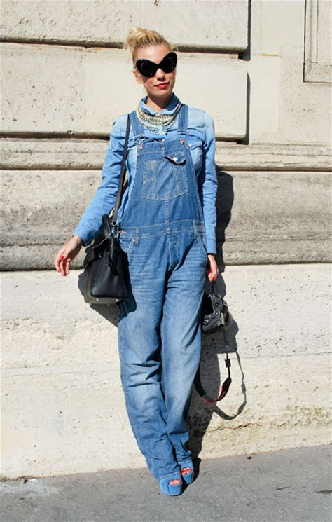 fashion how to wear overalls overalls created by doris knezevic denim overalls looks for women 2018