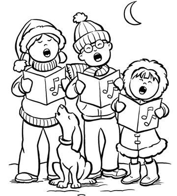 christmas coloring pages for 2nd grade printable holiday coloring pages