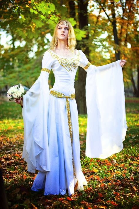the elven wedding dress by ainaven on deviantart costume inspiration beautiful
