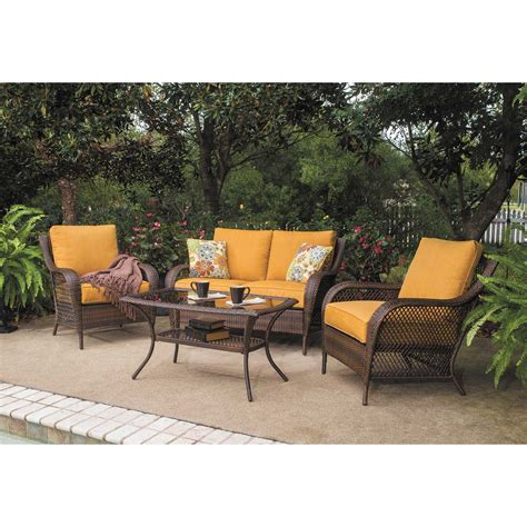 aruba patio furniture aruba 4 steelwoven set by agio usa now at afw afw