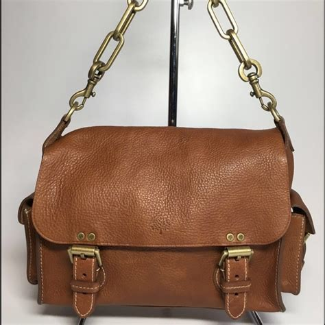 Mulberry Elgin Darwin Bag by 74 Mulberry Handbags Auth Mulberry
