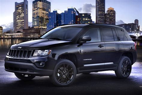 2013 Jeep Compass Latitude Review 2013 Jeep Compass Review Carsquare