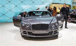 Bentley Continental Gt Speed 2015 Car And Driver