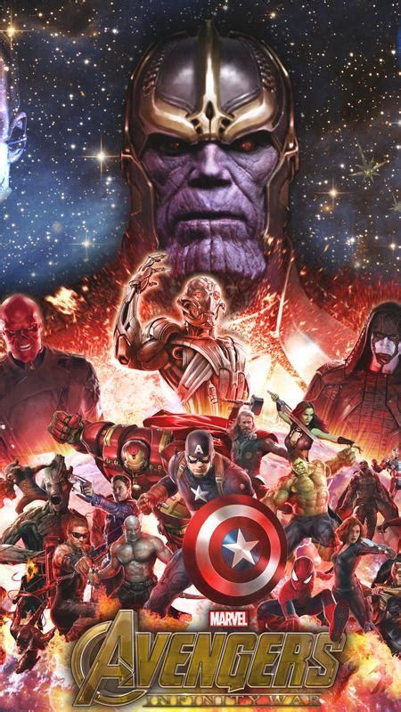 wallpaper avengers infinity war full hd  android apk