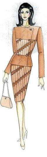 Rok Batik Kombinasi Renda 6 arisanti macam macam model baju kerja wanita