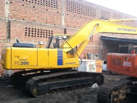 spare parts  excavator lt komatsu pc   rs  unit mundka  delhi id