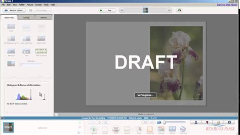 tutorial carding lewat hp picasa tutorial photo note card setup and printing