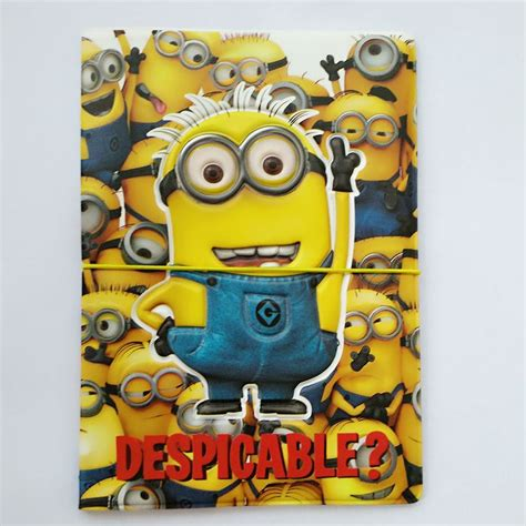 Tempat Pasport Id Card Minion 1000 images about minions on despicable me 2 minions and plush