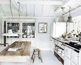 rustic white kitchen table high quality interior