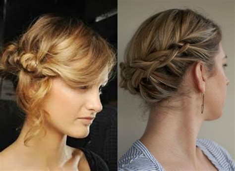hairstyles braids for short hair cute short hair updo hairstyles you can style today