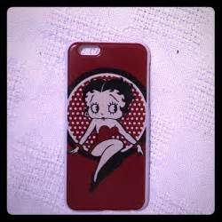 Betty Boop Iphone All Hp 56 accessories iphone 6 betty boop phone from s closet on poshmark