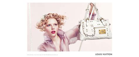 Johanssons New Louis Vuitton Ads by Johansson X Louis Vuitton Summer 2007
