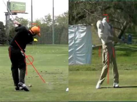 sergio garcia swing analysis sergio garcia golf swing analysis youtube