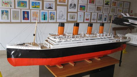 Papercraft Titanic - titanic by tomasso02 on deviantart