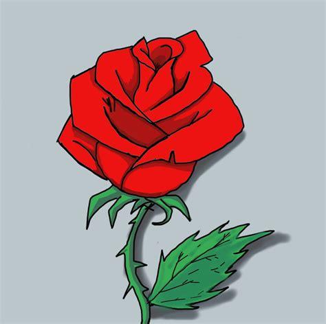 como hacer una rosa imgenes como dibujar una rosa como pintarla youtube