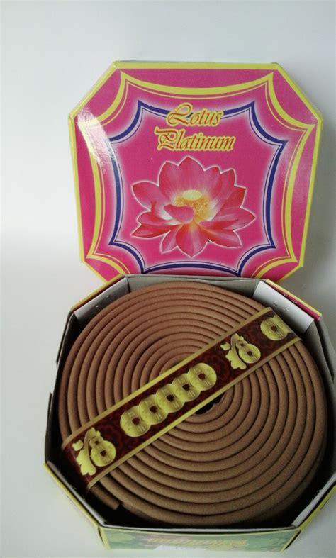 Hio Dupa Lingkar 12 Jam hio lingkar lotus platinum 10lingkar toko alat
