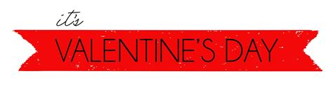 day banner happy valentines day banner clipart jinni