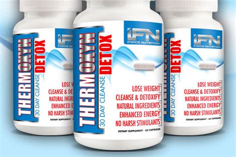 Thermoxyn Detox by Thermoxyn Detox Combining 20 Different Ingredients For 20