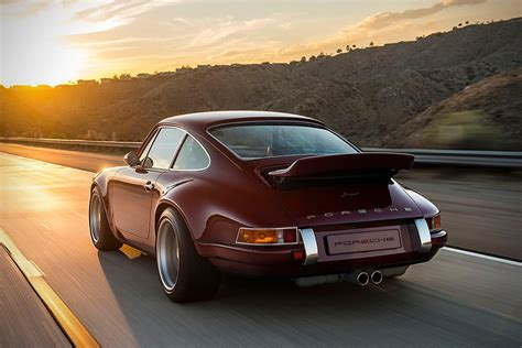 Porsche By Singer by Porsche 911 North Carolina By Singer Hiconsumption