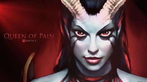 dota 2 wallpaper queen of pain queen of pain wallpaper request