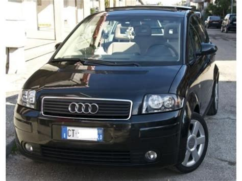 Audi A2 Open Sky by Sold Audi A2 1 4 Tdi Open Sky Used Cars For Sale Autouncle