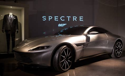 Aston Martin In Bond by Bond S Aston Martin Db10 Sells For 163 2 4m The Week Uk