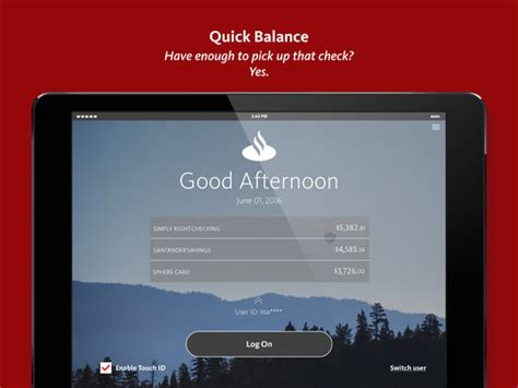 reset santander online banking personal banking on the app store