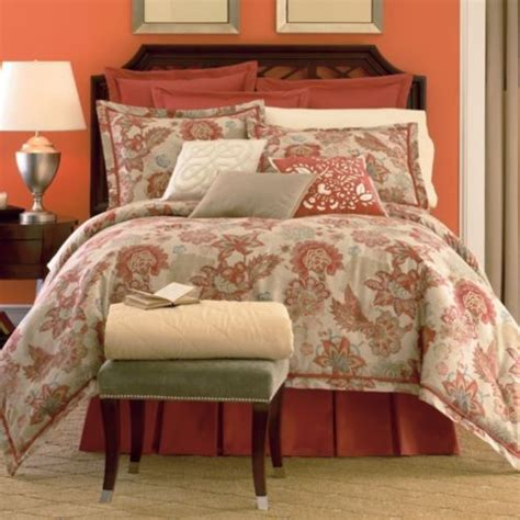 cindy crawford comforter cindy crawford flora rouge bedding my style pinterest
