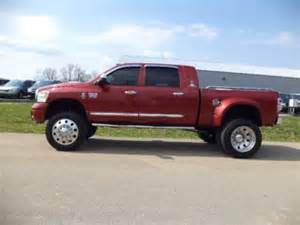 Mega Truck Custom Wheels Buy Used 2008 Dodge Ram 3500 Mega Cab Laramie Lifted Semi