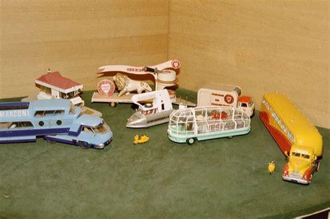la pub qui roule 1960 70 prototypes masters 1 43 famorex
