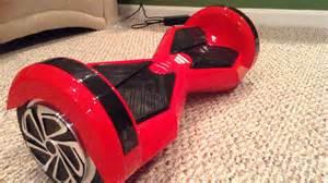 lamborghini hoverboard unboxing