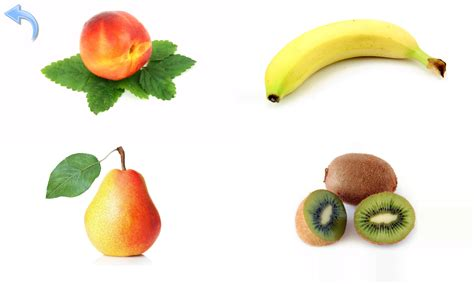 6 fruits in fruits and vegetables for 6 6 apk android
