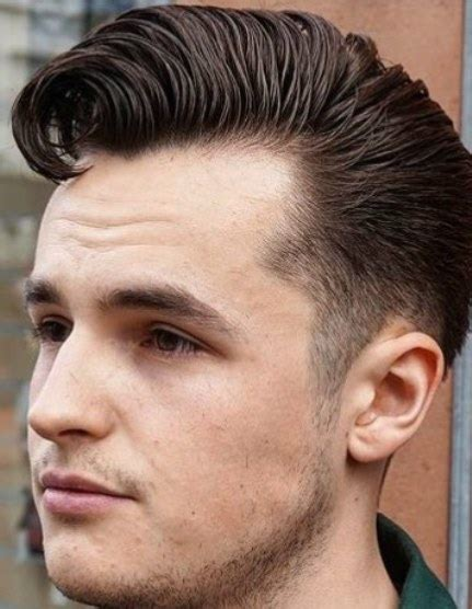 haircuts for boys with a cowlick in fromt 15 classy hairstyles for men
