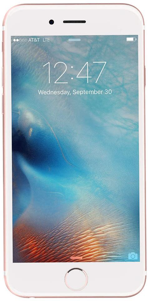 apple iphone  gb rose gold smartphoneninja