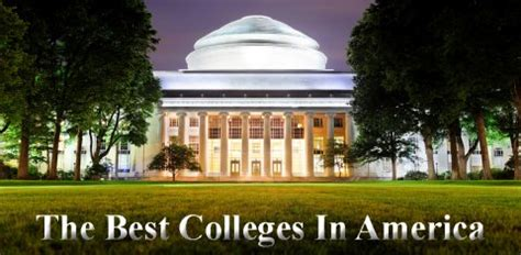 best us universities the 50 best colleges in america business insider