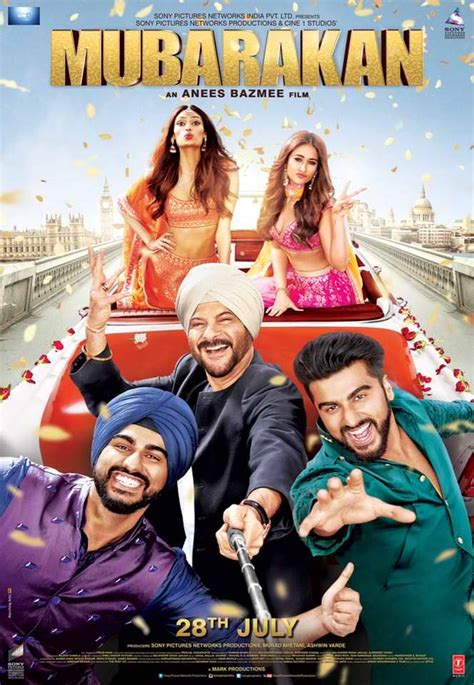 film hindi 2017 mubarakan 2017 hindi movie dvdscr 700mb download