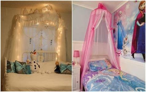 Elsa Curtains Habitaciones Inspiradas En Frozen Todo Bonito