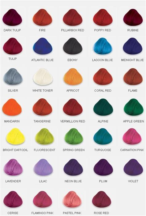 hair rinse colors 25 best ideas about hair dye colors on
